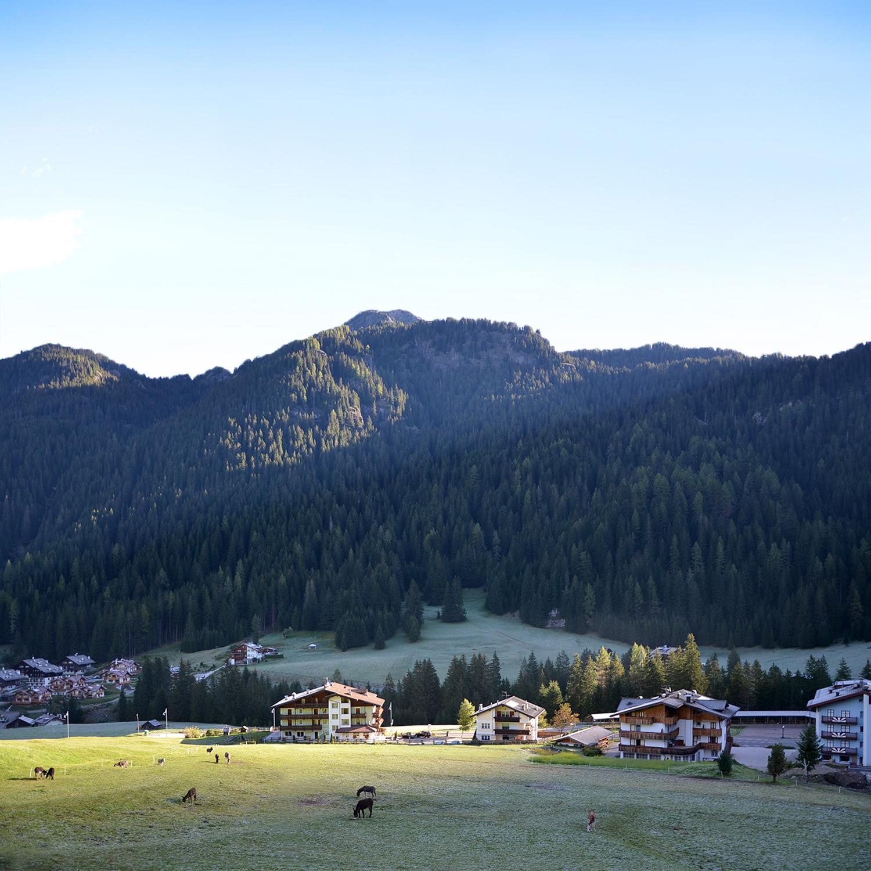 Canazei landscape