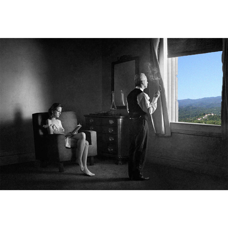 Grecciola concept Edward Hopper