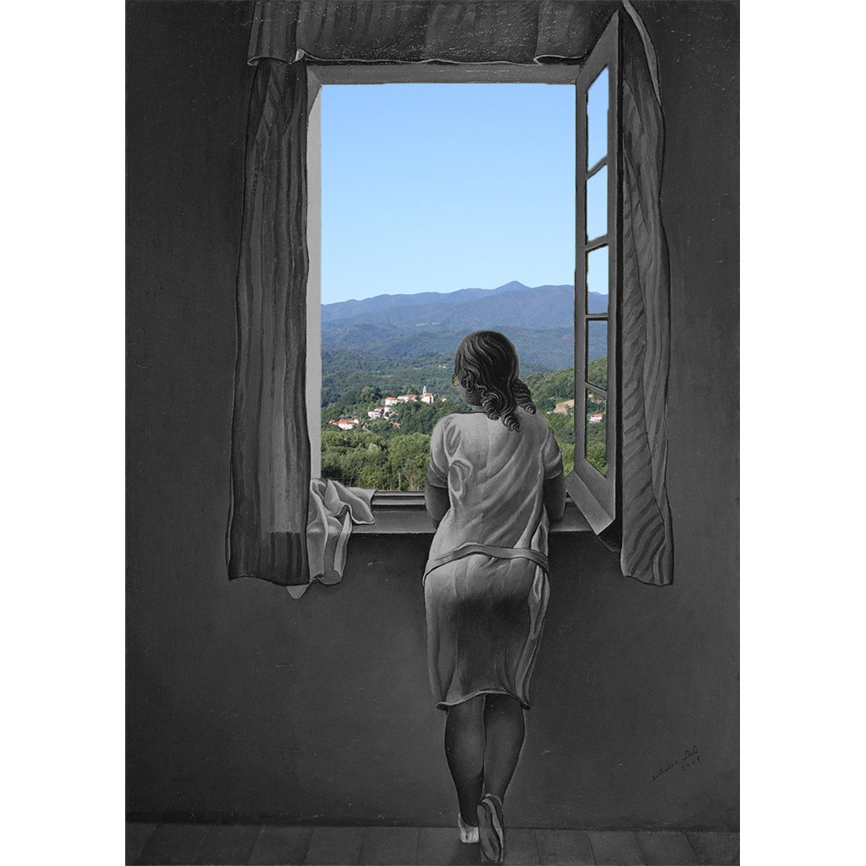 Grecciola concept Dali window